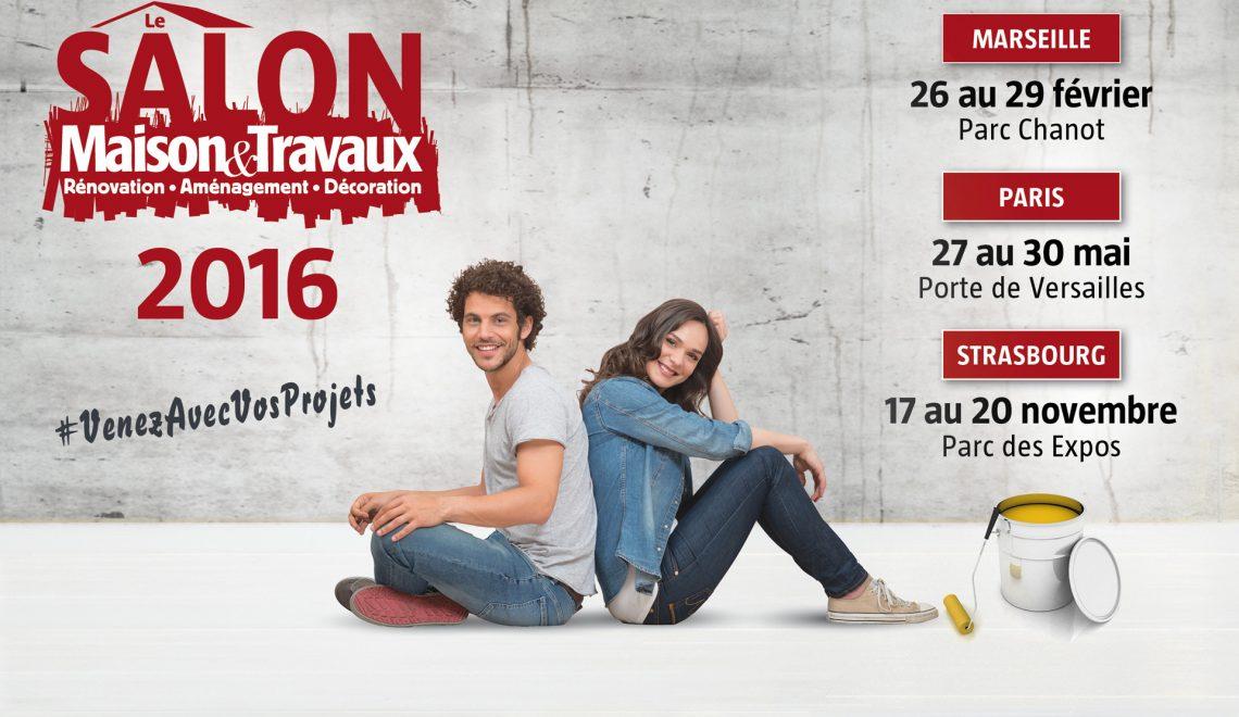 Le salon Maison & Travaux édition 2016