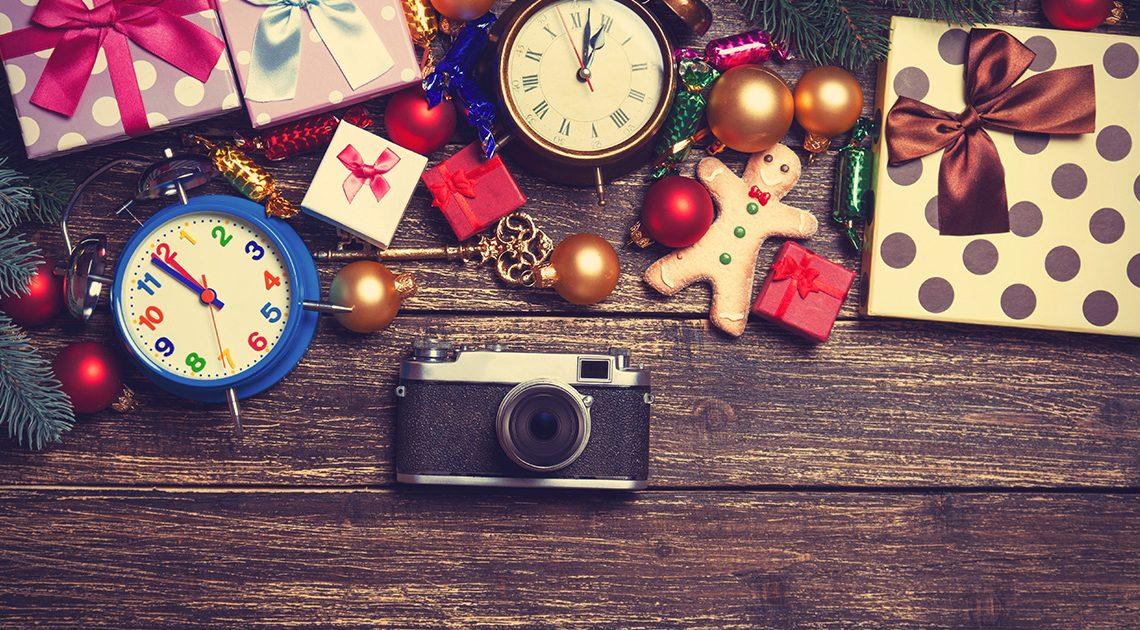 Liste de Cadeau de Noël pour Photographe