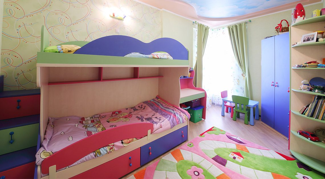 comment d corer la chambre de son enfant. Black Bedroom Furniture Sets. Home Design Ideas