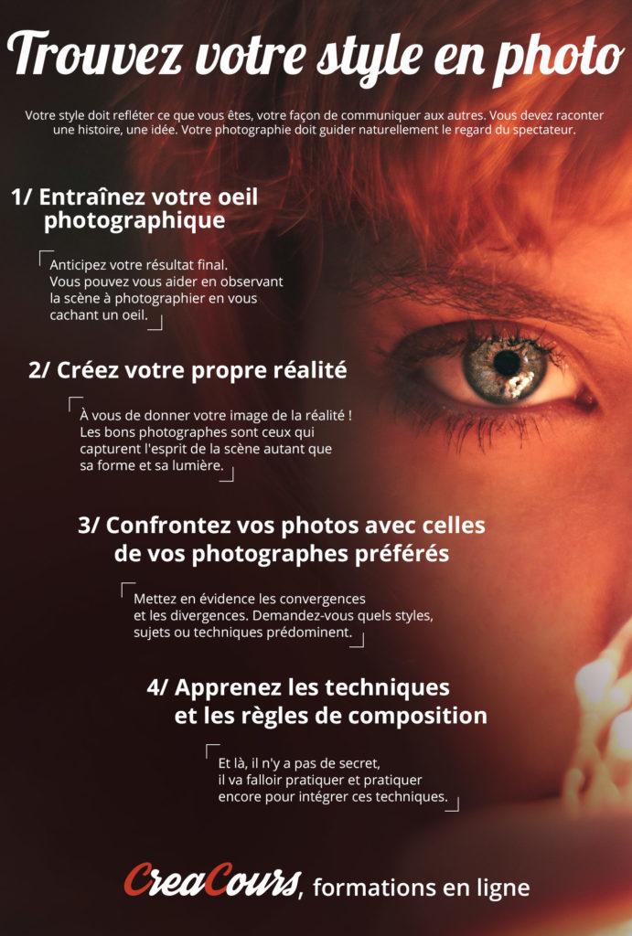 4 conseils pour trouver son style en photographie