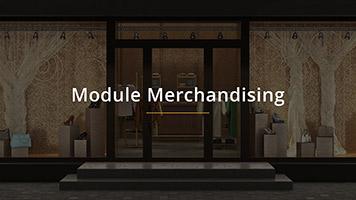 Merchandising et la scénographie de vitrine